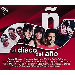 N - El Disco del Ano 2018 (3 CD + DVD)