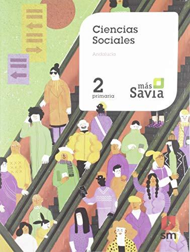 Ciencias sociales 2 Primaria Mas Savia + Key Concepts Andalucía