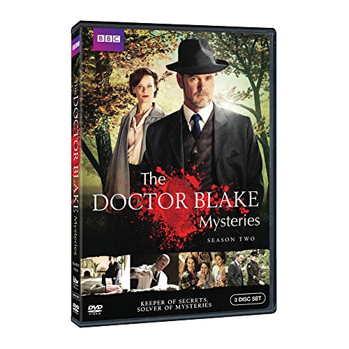 DOCTOR BLAKE MYSTERIES: SEASON 2 - DOCTOR BLAKE MYSTERIES: SEASON 2 (3 DVD)