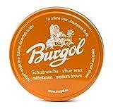 Burgol Schuhwachs (mittelbraun)