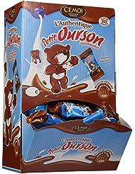 Cémoi - Oursons à la Guimauve Boîte de 80 bonbons 1,016 kg