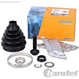 SPIDAN 22497 Kit pour soufflet de joint homocinétique extérieur