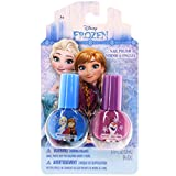 Townley Girl Disney Frozen Nail Polish – Two Pack