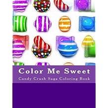 Candy Crush Saga Adult Coloring Book
