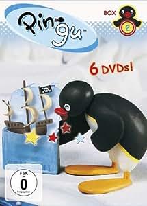 Pingu - Box Vol. 2 (6 DVDs)
