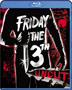 Friday the 13th [Blu-ray] [1980] [US Import]