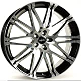OXIGIN 14 Oxrock black full polish 8,5x19 ET35 5.00x112.00 Hub Bore 72.60 mm - Alu felgen
