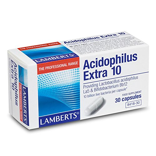 ACIDOPHILUS EXTRA 10 60CAP