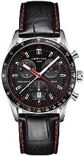 Comprar Certina  - Reloj  de Cuarzo para Hombre, correa de Cuero color Negro