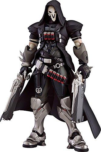 Overwatch Figma Figur Reaper  Bedruckt, aus 100% Kunststoff, in Geschenkverpackung.