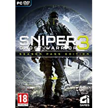 Sniper Ghost Warrior 3 Season Pass Edition - [AT-PEGI] - [PC]