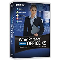 Corel WordPerfect Office X5 Standard