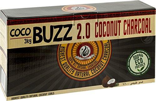 Starbuzz Cocobuzz 2.0 3kg Shishakohle