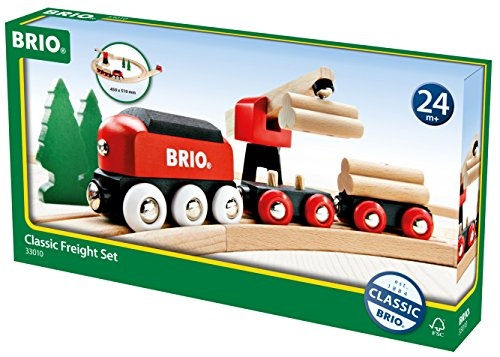 BRIO - 33010 - CIRCUIT TRADITION TRANSPORT DE BOIS