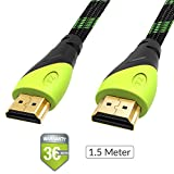 #8: Tizum High Speed HDMI Cable