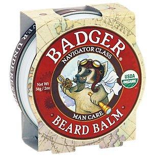 Navigator Class Man Care, Beard Balm, 2 oz (56 g) - Badger Company