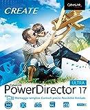 CyberLink PowerDirector 17 | Ultra | PC | Codice d'attivazione per PC via email