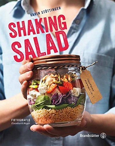 Shaking Salad - Portion Glas