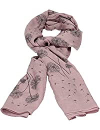 Dandelion Celebrity Designer Scarf Womens Scarf Shawl Wrap Ladies Long Scarf - SWANKYSWANS