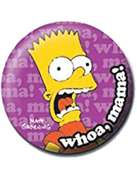 Button Badge The Simpsons | 1069