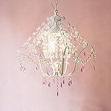 Best Wishes Shop Kronleuchter  Europäischen Ländlichen Kristall Kronleuchter  Schlafzimmer Restaurant Kinderzimmer Warme Mädchen Zimmer Rosa