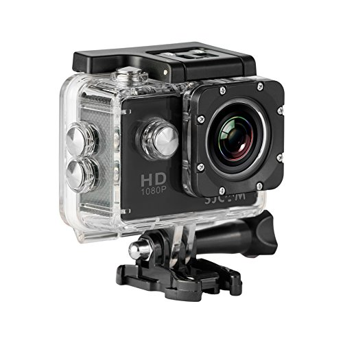 SJCAM SJ4000 (versión española) - Videocámara deportiva (LCD, 2