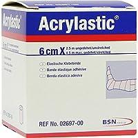 ACRYLASTIC 6 cmx2,5 m Binden 1 St Binden preisvergleich bei billige-tabletten.eu