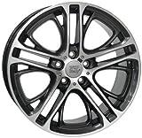 WSP ITALY Alufelgen für BMW,Renault, 16 Zoll 7.0X16 5X120 Et 34 72.6 W660
