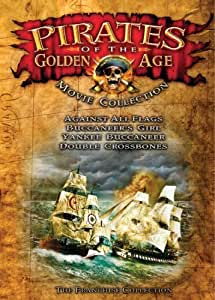 Pirates of the Golden Age Movie Collection [DVD] [1953] [Region 1] [US Import] [NTSC]