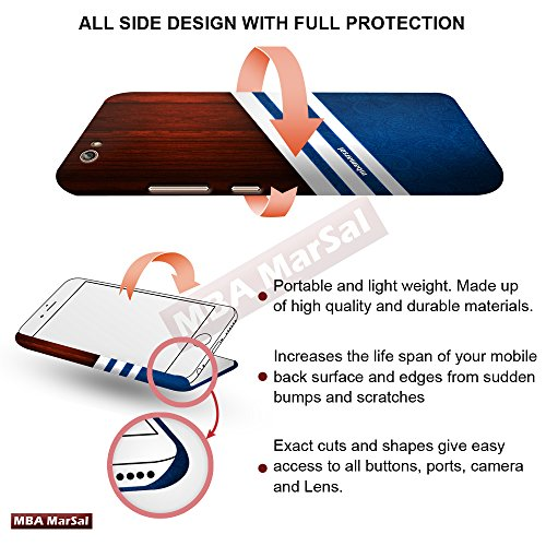 Sony Xperia M4 Aqua Printed Mobile Cover / MBA MarSal Designed Printed Mobile Cover For Sony Xperia M4 Aqua