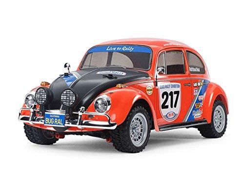 Tamiya Von Rc-reifen (1:10 Elektro VW Beetle Rally Bausatz)