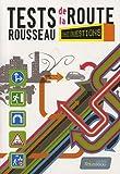 Test Rousseau de la route B 2013...