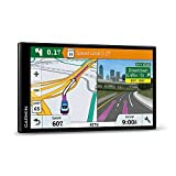 Garmin DriveSmart 61LMT-S 6.95-inch Sat Nav with Lifetime Map Updates for UK, Ireland and Western Europe, FREE Live Traffic and Built-in Wi-Fi