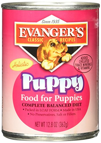 Evangers Complete Classic Dinners Puppy - 12x13 oz by Evangers