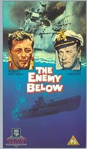 The Enemy Below [1957] [VHS]