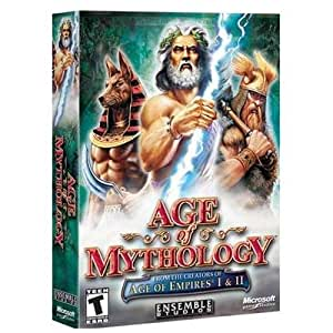 Buy Age of Mythology - Extended Edition - Steam Gift CD KEY at the ... Includes:  Age of Mythology, Age of Mythology: The Titans, Golden Gift Campaign.