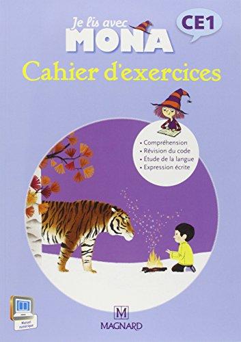 Cahier d'exercices. CE1. Per la Scuola elementare