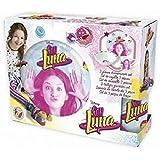 Soy Luna - Estuche regalo set merienda ceramica (cuenco+plato postre+taza) (Stor 46965)