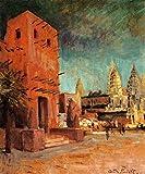 Toperfect 50€-2000€ Handgefertigte Ölgemälde - Souvenir Louis Aston Ritter Gemälde auf Leinwand Kunst Werk Ölmalerei - Malerei Maße05