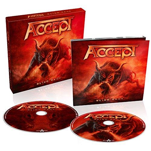 Blind Rage (CD+DVD) Ltd.Edt.