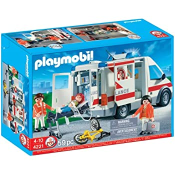 Playmobil Hospital 4404 Instructions Instructions Downloadable From