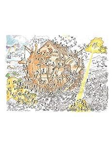 akena Arca de Noé Puzzle, fv2461