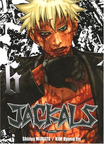 Jackals Edition simple Tome 6