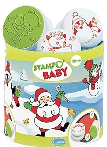 Aladine 3003805 - Stampo Baby Weihnachten