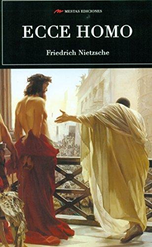 Scu. Ecce Homo (Ed.Integra) (SELECCIÓN CLÁSICOS UNIVERSALES) por FRIEDRICH NIETZSCHE