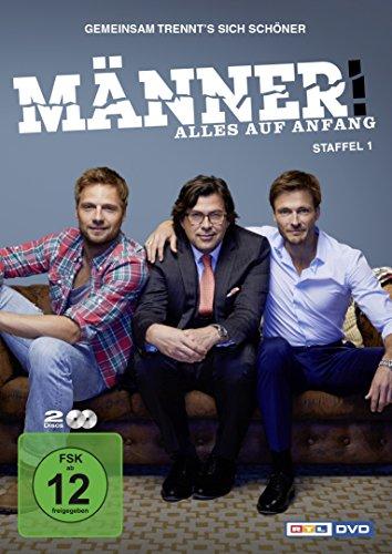 Männer! Alles auf Anfang - Staffel 1 [2 DVDs]