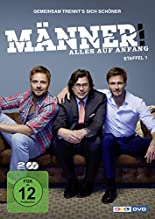 Männer! Alles auf Anfang - Staffel 1 [2 DVDs] hier kaufen