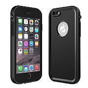 iThroughTM Cover iPhone 6S, iPhone 6S Custodia Impermeabile/ iPhone 6 Custodia Impermeabile   Descrizione   Questo tipo di Custodia Impermeabile iThroughTM è appositamente progettato per iPhone 6, iPhone 6S.  Con la protezione di profondità ...