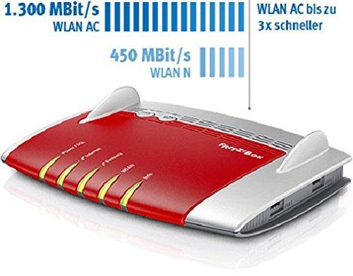 AVM FRITZ!Box 7490 WLAN AC + N Router - 5