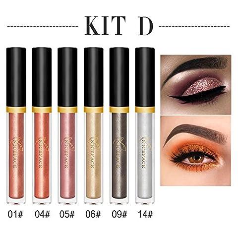 ROMANTIC BEAR 17 Color Palette Cosmetics Makeup Powder Shimmer Matte Eyeshadow Eye Shadow Palette